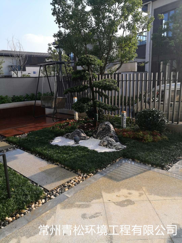别墅庭院绿化 第9张 别墅庭院绿化 常州绿化养护 第9张