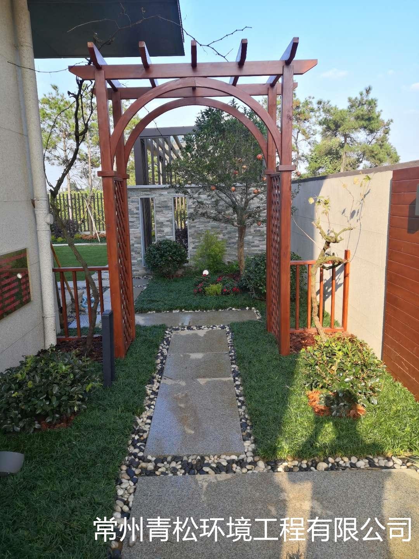 别墅庭院绿化 第6张 别墅庭院绿化 常州绿化养护 第6张